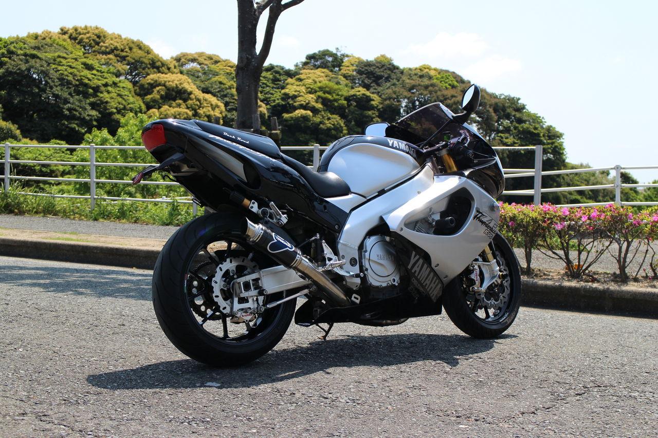 北九州市若松区のバイクショップ バックロード YAMAHA YZF1000R