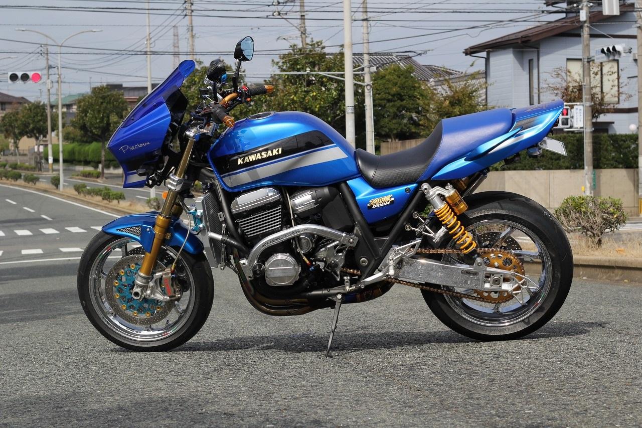 KAWASAKI ZRX1200DAEG